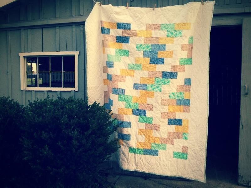 Lisa's Block Quilt